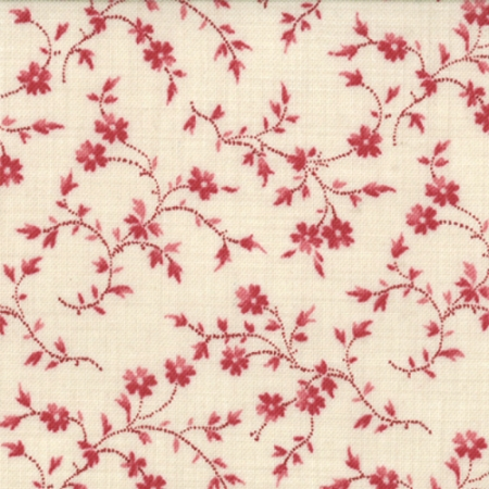La Belle Fleur Pearl Sm Rouge Flowers on Pearl 13636-18