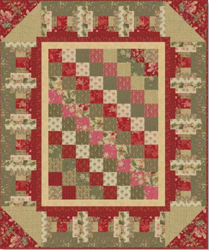 Rosemary and Thyme Pattern ISE-133