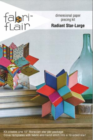 Fabriflair Kit Radiant Star Large 10in IJ-FF101