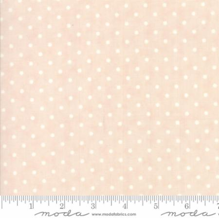 Poetry Prints Blush w/White Dots 44137-15