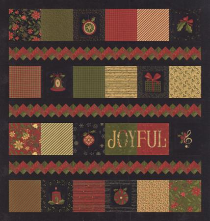Delightful December Multi Size PH659 Pieces from Heart