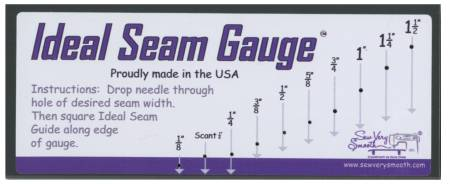 Ideal Seam Gauge SVS54951