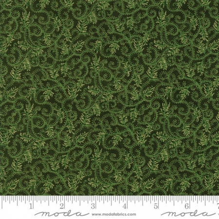 Magnolia Metallics Icy Swirl Evergreen 33246-13M