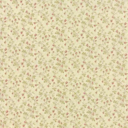 3 Sisters Favorites Tiny Floral on Seagrass 3734 19