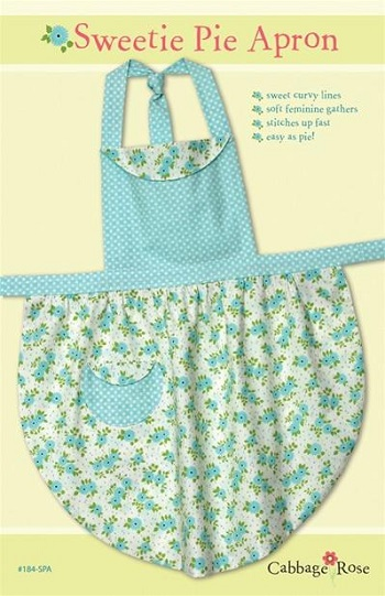 Sweetie Pie Apron 184-SPA