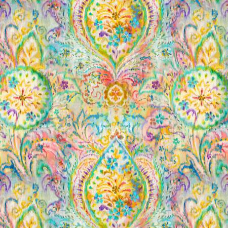 Bohemian Dreams Golden Boho Paisley 89190-154