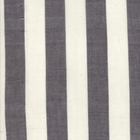 Urban Cottage Bold Stripe Ivory Black 31135 12