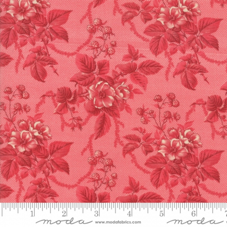 Cinnaberry Winter Blooms Cranberry Red 44202 11