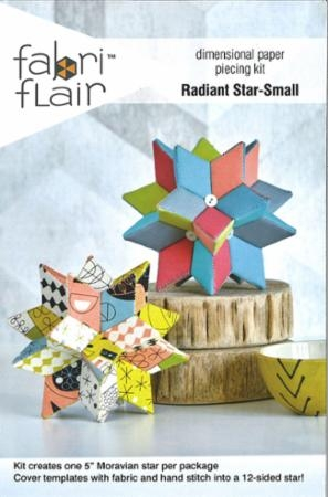 Fabriflair Kit Radiant Star 5in Small IJ-FF102
