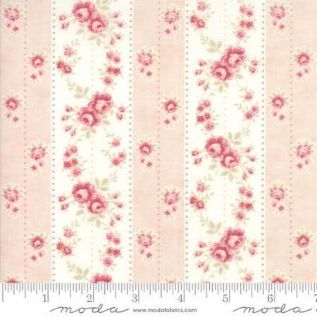Poetry Prints Blush Border Stripe 44131-15