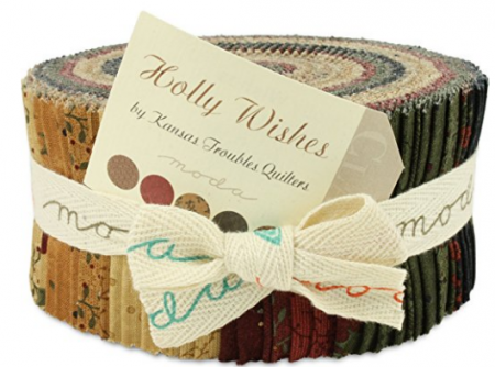Holly Wishes Jelly Roll 9440JR