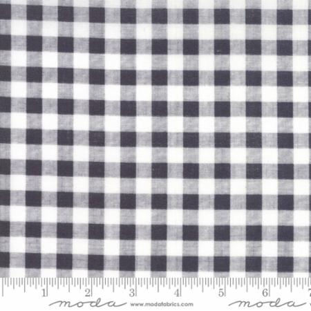 Farmers Daughter Charcoal Gingham 5054 22