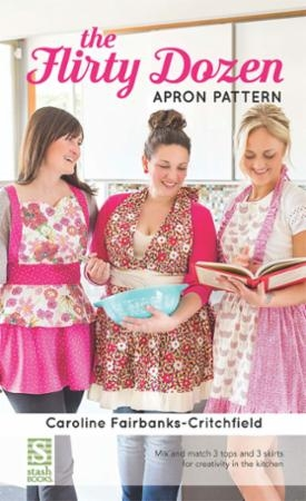The Flirty Dozen Apron Pattern 80075 CTPub