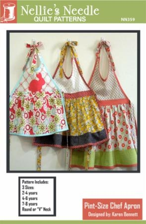 Pint Size Chef Apron NN359