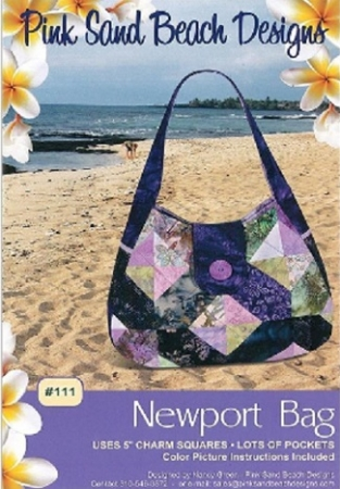 Newport Bag by Pink Sand Beach Designs PSB111