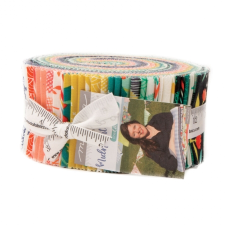 Midnight Garden Jelly Roll 36020JR