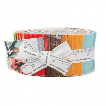Creekside Jelly Roll 37530JR