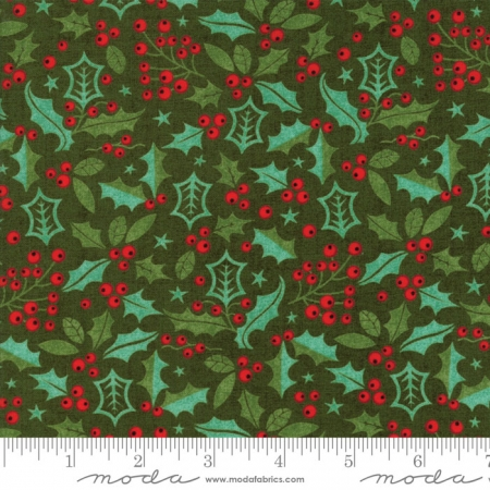 Berry Merry Holly of Forest Green BG 30473-11