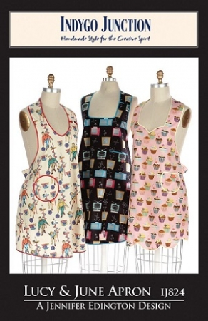 Lucy and June Apron IJ-824