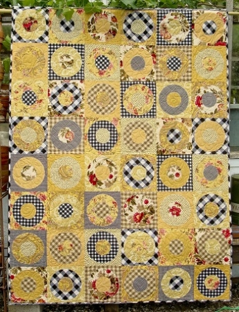 Full Circle Quilt Pattern