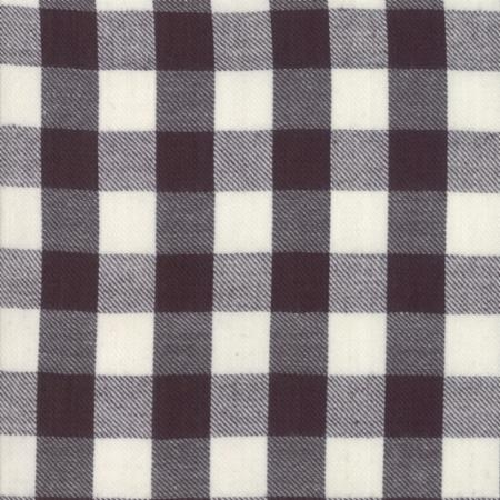 Urban Cottage Houndstooth Gingham Ivory Black 31135 13