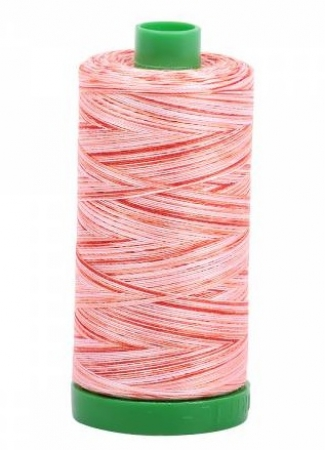 Embroidery Thread Mako Cotton Variegated 40wt 1094yd A1140-4659