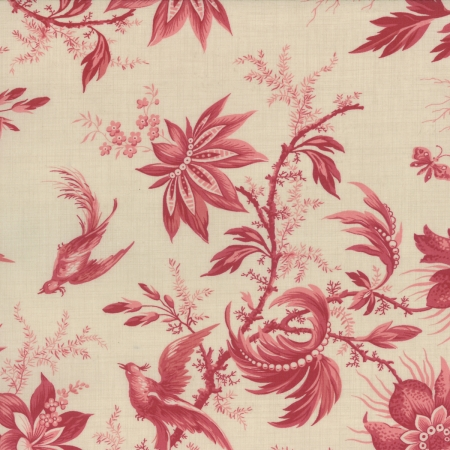 Josephine Rouge Toile on Oyster 13652-17