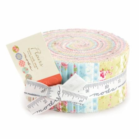 Fleurs Jelly Roll 18630JR
