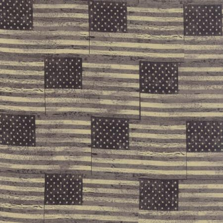Sundance Trail Americana Flag Black 11291-15